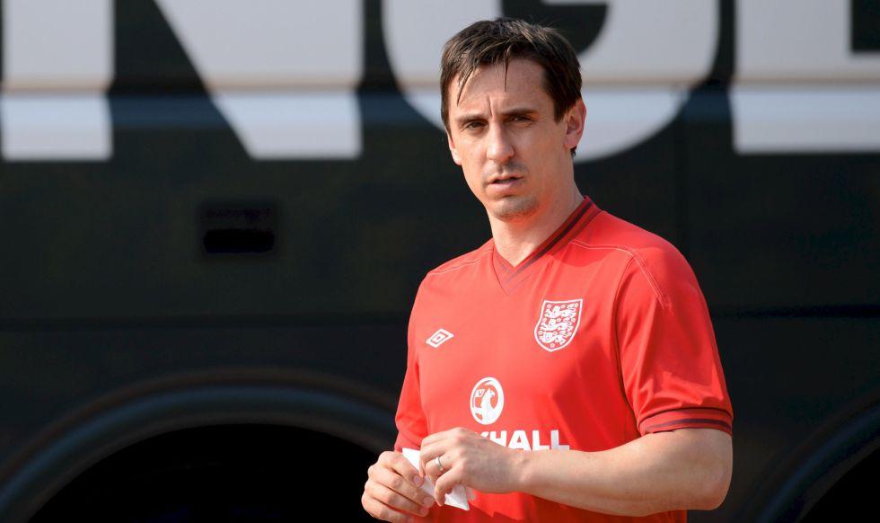 """Gary Neville: """"El Manchester tiene que ir con mucho cuidado..."""""""