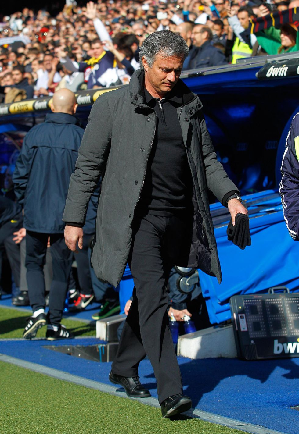 Mourinho no seguirá la próxima temporada, según la SER