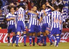 El Depor sale vivo del derbi