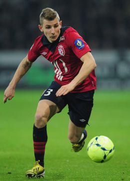 Siguen a Lucas Digne, futuro lateral zurdo de Francia