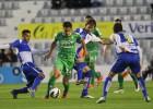 El Sabadell se lleva los tres puntos en un partido de locos