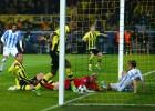 Un gol con doble orsay acaba con un fantástico Málaga