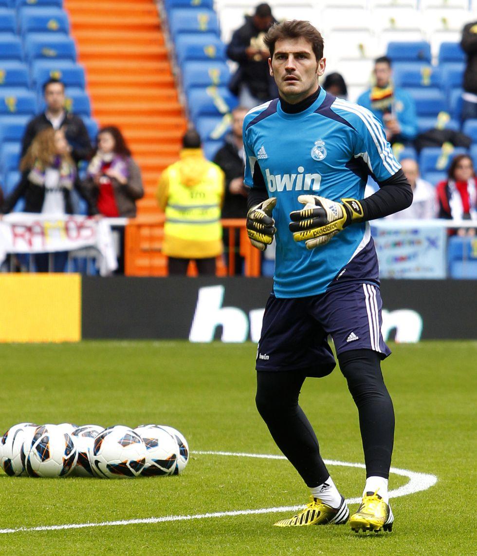 Casillas recibe ofertas para irse