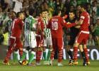 El Sevilla presenta alegaciones a la expulsión de Medel