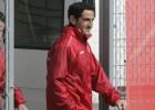 El Real Zaragoza mantiene su confianza en Manolo Jiménez
