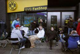 El Borussia agota las entradas para el Madrid entre el caos