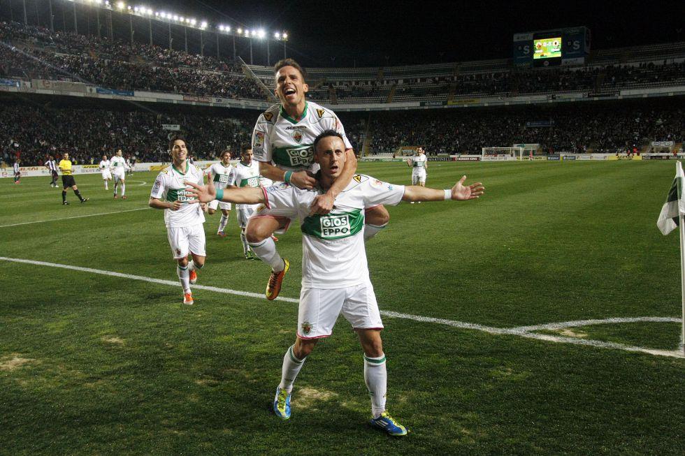 El Elche supera su mejor puntuación en Segunda División
