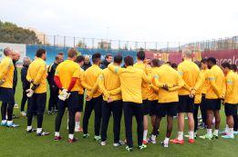 El Barcelona irá a San Mamés con Leo Messi y a por el Alirón