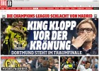 Alemania califica de &quot;thriller&quot; el pase del Dortmund a la final