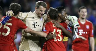 El Bayern jugar en Wembley su dcima final de la Champions