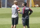 Valverde se deja fuera de la lista a Feghouli y Piatti