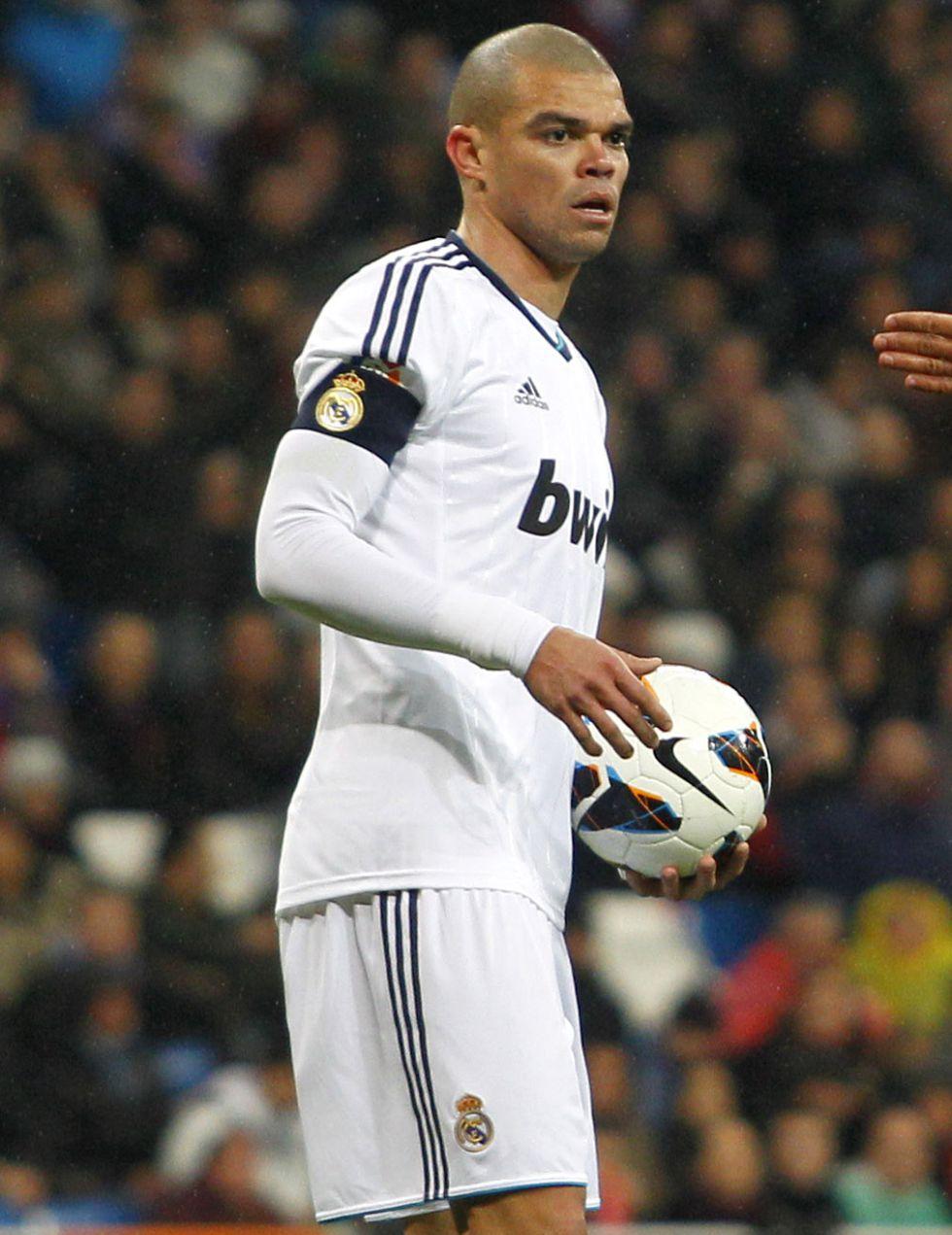 """Pepe se enfrenta a Mourinho: """"Hay que tener respeto a Iker"""""""