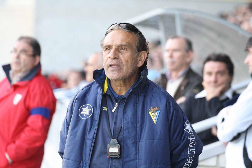 Fallece Ramón Blanco, exentrenador del Cádiz