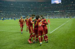 La Selección se mantiene al frente del ránking FIFA