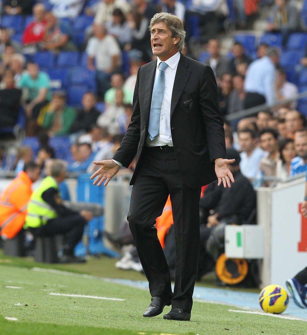 Manuel Pellegrini abre la puerta y se acerca al Manchester City