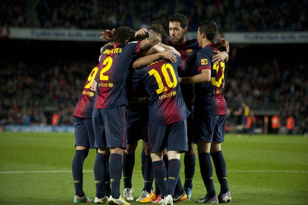 El Barça ya es campeón - AS.com