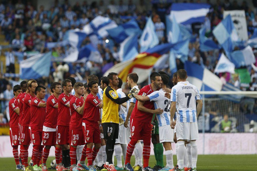 El Málaga obtiene la licencia UEFA; Rayo y Espanyol, aún no