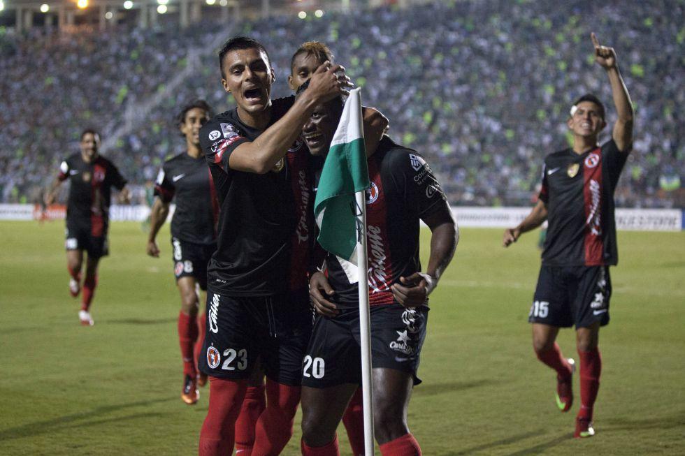 Tijuana derriba al Palmeiras y se cita en cuartos con At. Mineiro
