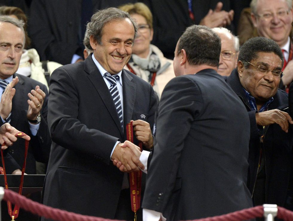 """""""¿Málaga? No tomo la decisión, aunque me ataquen a mí"""""""