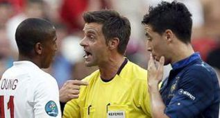 El italiano Nicola Rizzoli arbitrar la final alemana