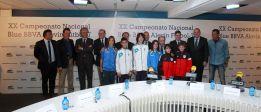 Presentado el XX Torneo Alevín blueBBVA de junio, en Granada