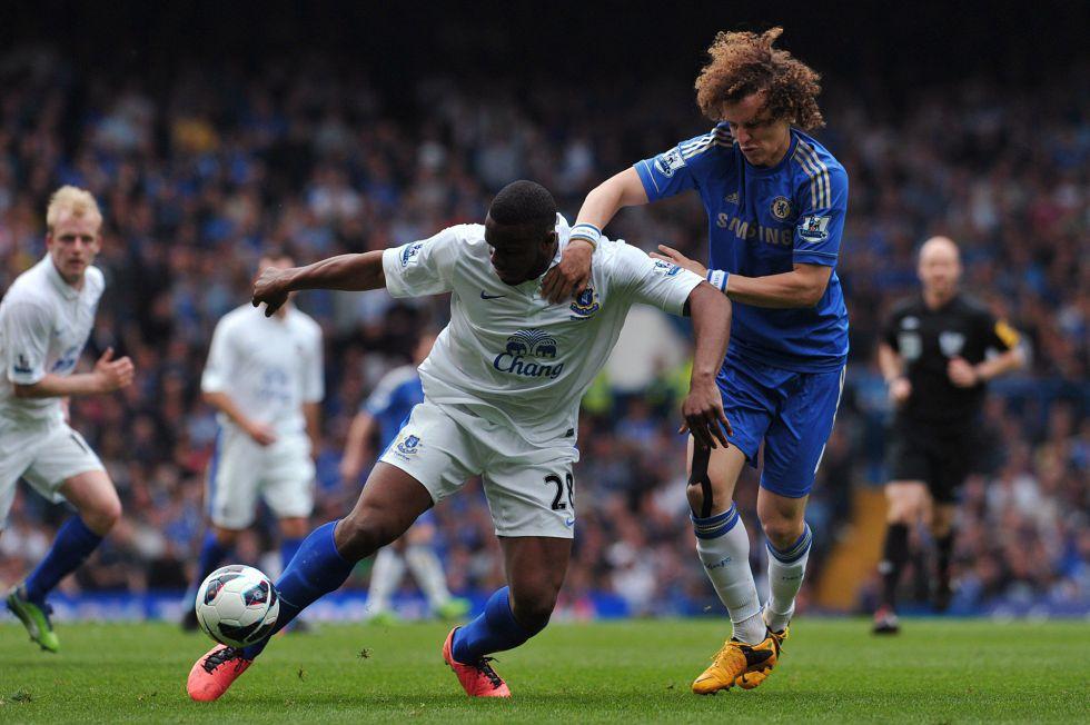 En Inglaterra apuestan por David Luiz como el recambio de Pepe