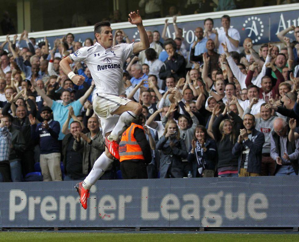 Mejora de contrato para Bale: cobrará 7,5 millones por curso