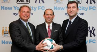 El Manchester City crea el New York City, su franquicia en la MLS
