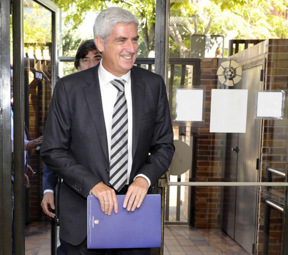 Clemente Villaverde y Manuel Martín, elegidos vicepresidentes