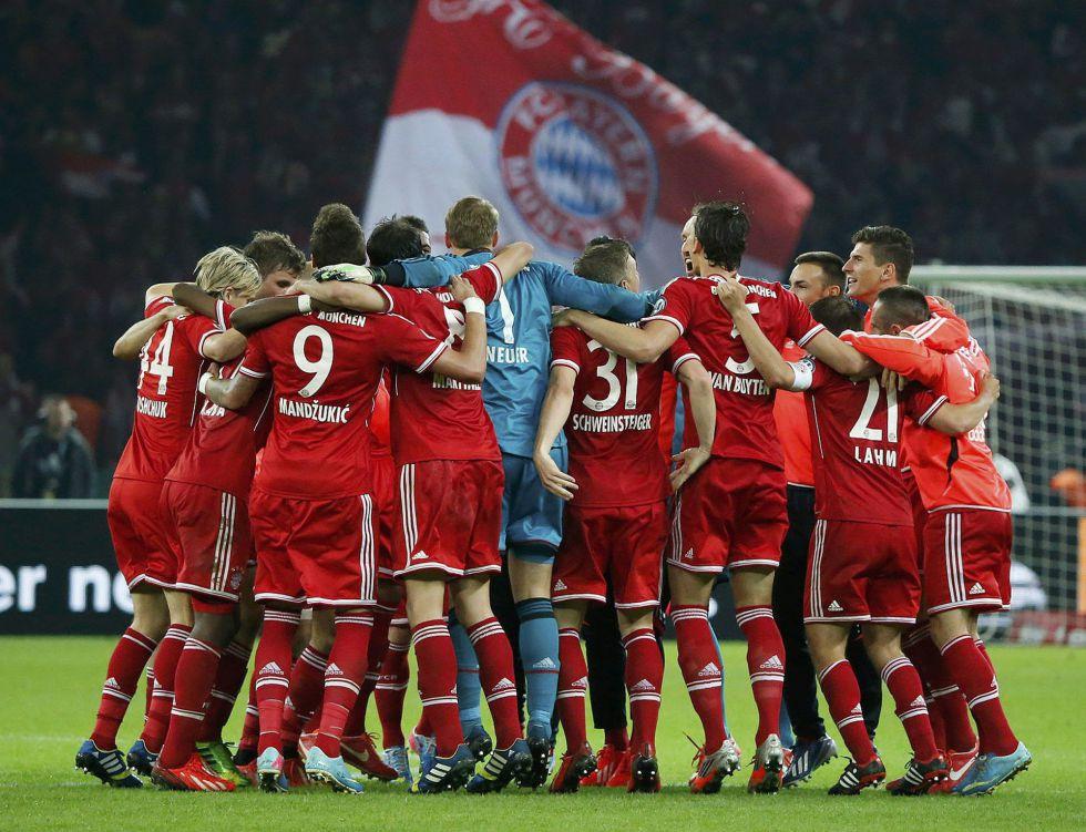 El Bayern gana la Copa y conquista un triplete histórico - AS.com