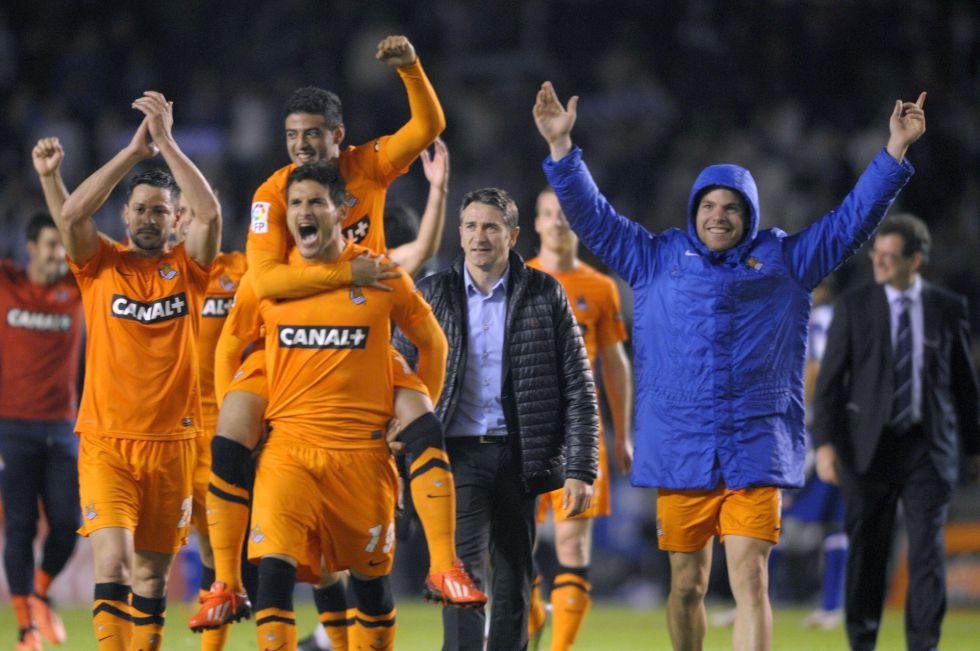 La Real Sociedad ya conoce sus posibles rivales en la Champions - AS.com