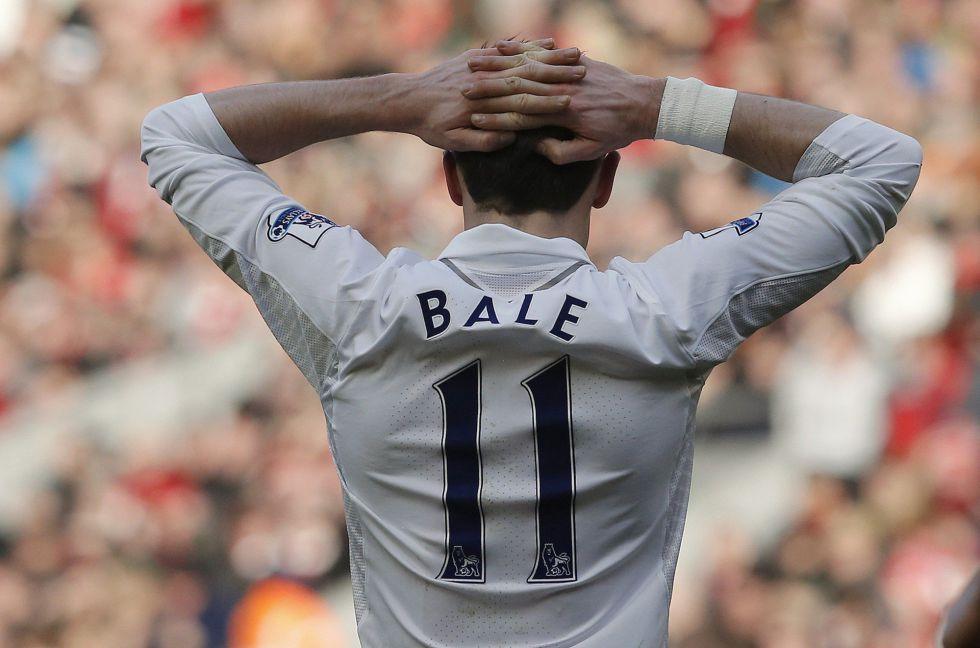 El Tottenham sugiere que no saldrá Bale aunque no renueve - AS.com