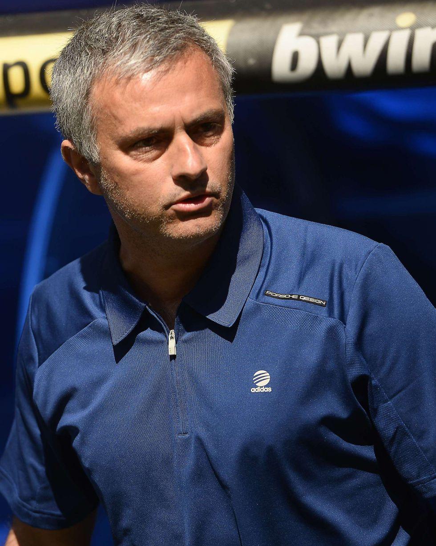 """Mourinho: """"He entendido que no ganar es parte de mi vida"""" - AS.com"""