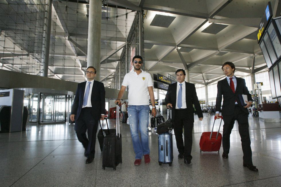 El Málaga sabrá en una o dos semanas la resolución del TAS