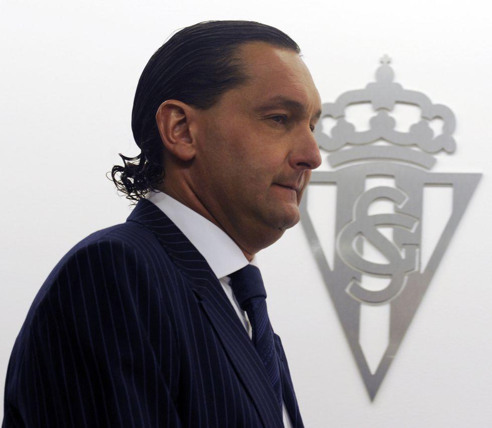 El director general del Sporting cifra la deuda en 30 millones