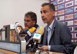 """Terrazas: """"Al Guadalajara no le voy a entrenar en Segunda B"""""""