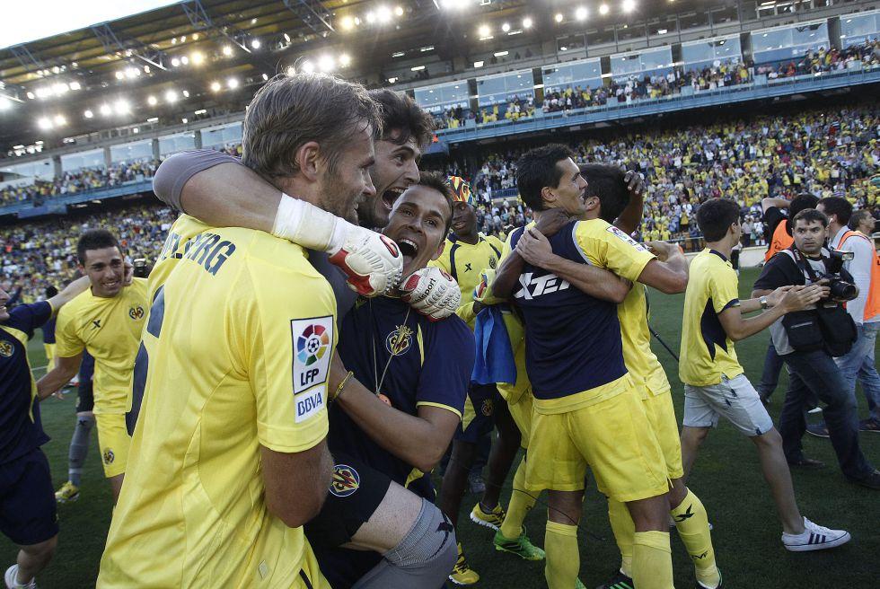 El Villarreal es de Primera