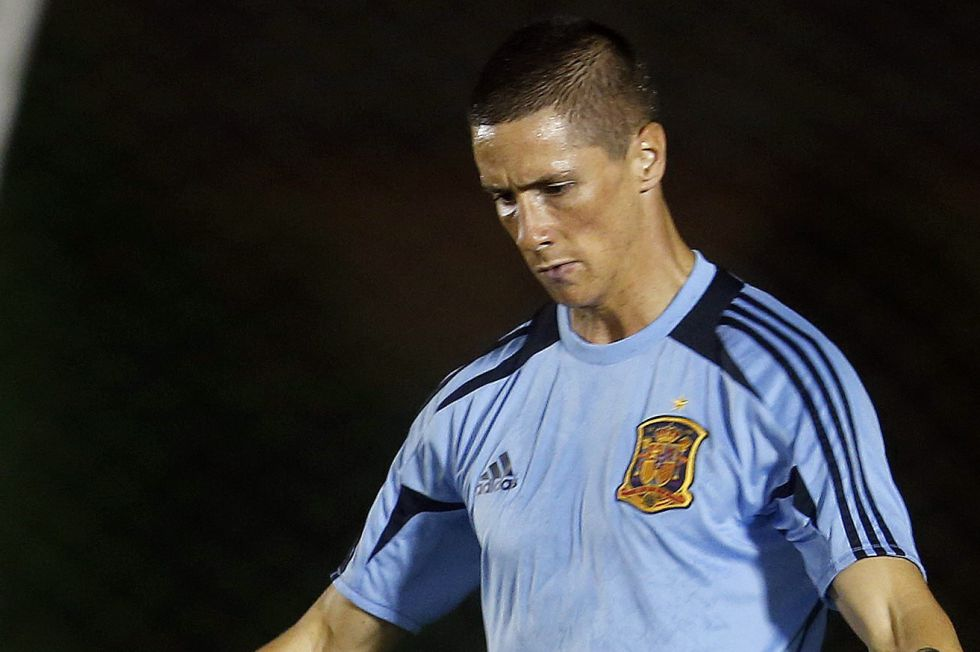 """Torres: """"Quiero volver a ser el mejor en mi puesto con Mou"""""""