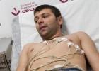 El rumano Rusescu pasa el reconocimiento médico