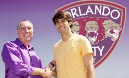 """El Orlando City: """"Kaká jugaría aquí si vamos a la MLS en 2015..."""""""