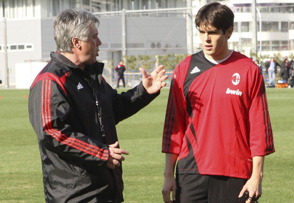 Muchas tareas pendientes para Ancelotti: Kaká, Zidane, Karanka...