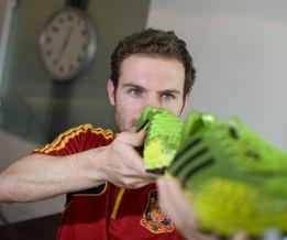 """Juan Mata: """"No hemos venido de fiesta, vinimos a ganar el torneo"""""""