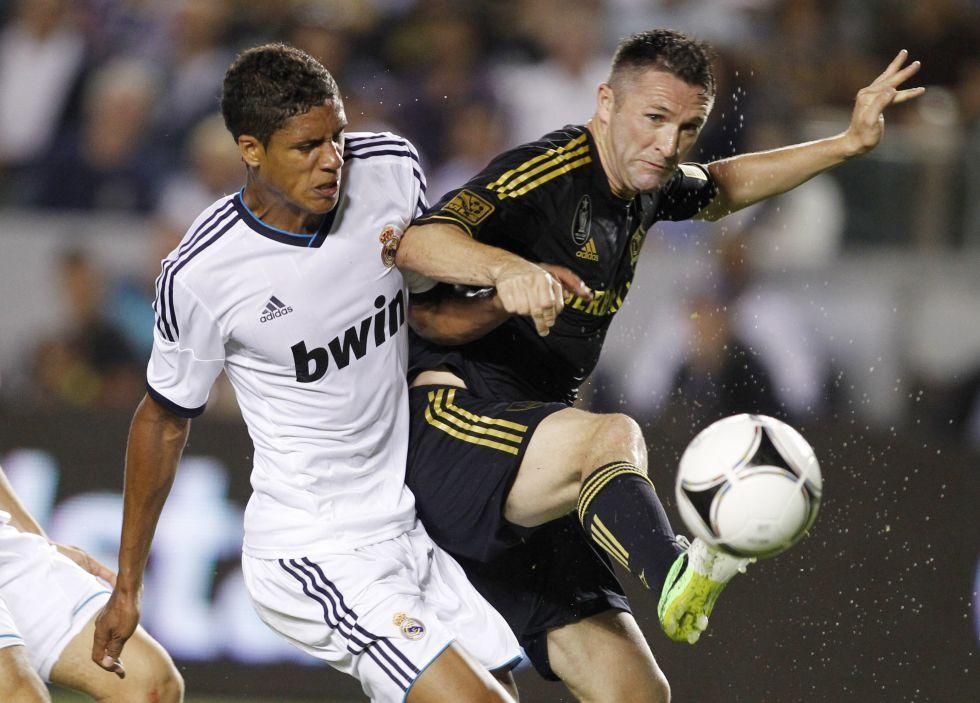 El Madrid disputará cuatro partidos en Estados Unidos