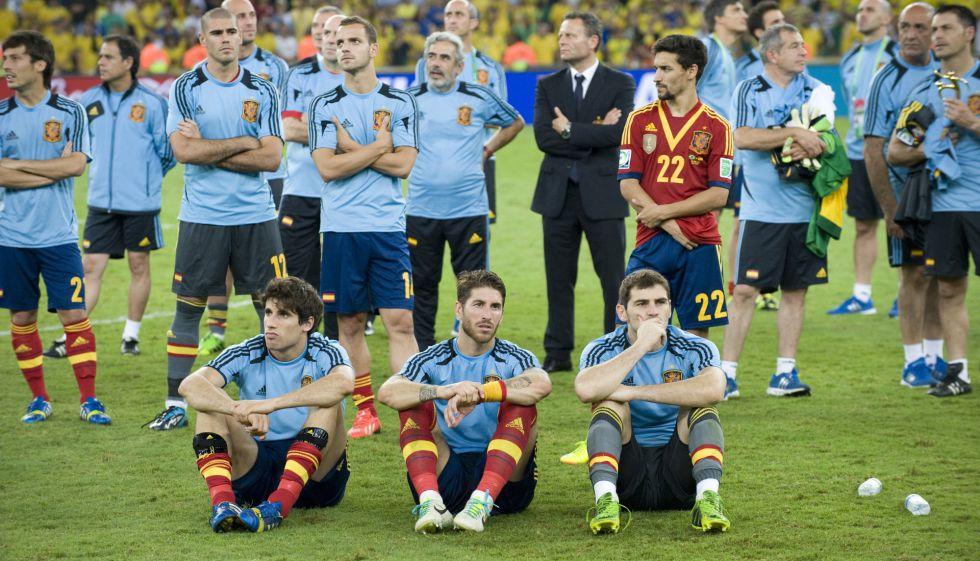 Brasil-España: casi 11 millones trasnocharon por ver el partido