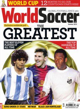 World Soccer: 3 del Barça y 2 del Madrid en su once histórico