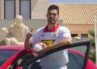 El Sevilla no cuenta con Babá, Botía ni Alexis