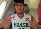 Neymar abandona la clínica tras su operación de amígdalas