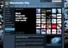 La web del City se hace eco de la posible llegada de Negredo
