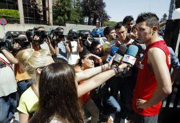 """Villa: """"La confianza de Simeone ha sido clave para venir al Atleti"""""""