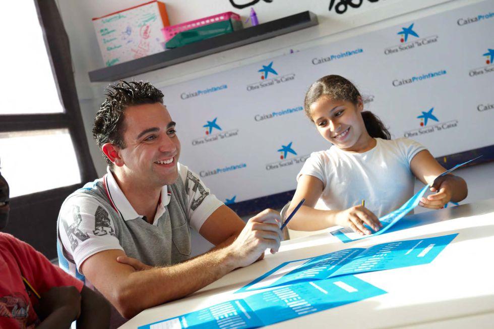 Xavi donará el dinero recibido en su boda a un hospital